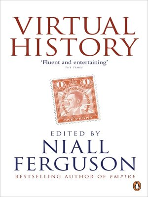 cover image of Virtual History