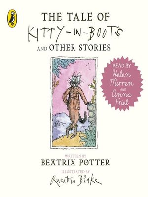 cover image of The Tale of Kitty In Boots and Other Stories