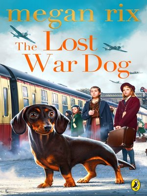 cover image of The Lost War Dog