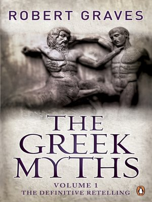 the greek myths volume by robert graves · rakuten   a sample