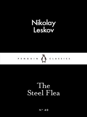 cover image of The Steel Flea
