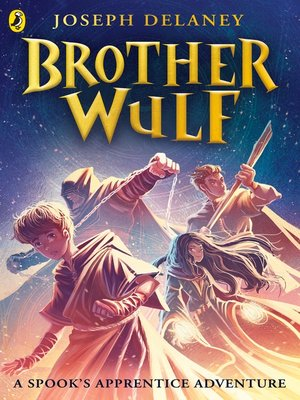 cover image of Brother Wulf
