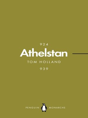 cover image of Athelstan