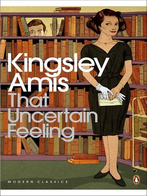 cover image of That Uncertain Feeling