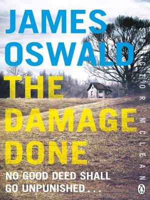 cover image of The Damage Done