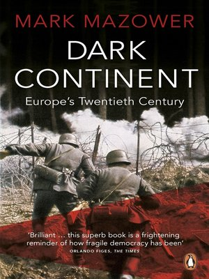 cover image of Dark Continent