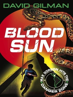 cover image of Blood Sun