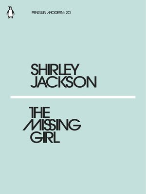 cover image of The Missing Girl