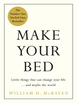 cover image of Make Your Bed