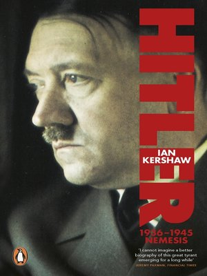 cover image of Hitler 1936-1945