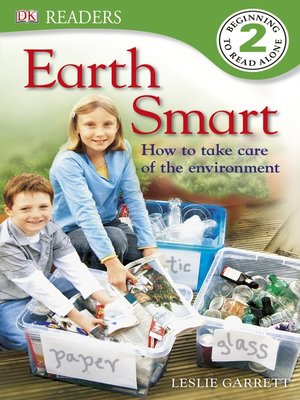 cover image of Earth Smart