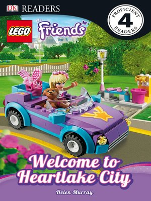 cover image of LEGO® Friends: Welcome to Heartlake City