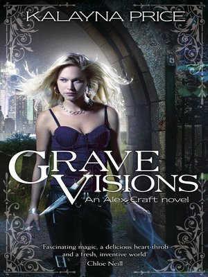 cover image of Grave Visions