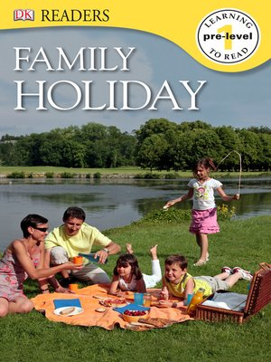 cover image of Family Holiday