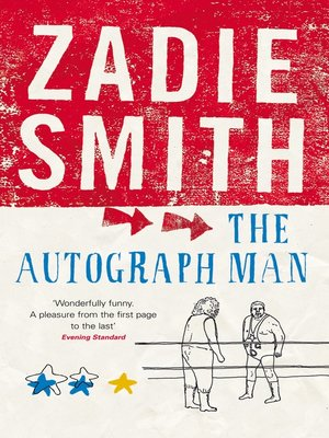 cover image of The Autograph Man