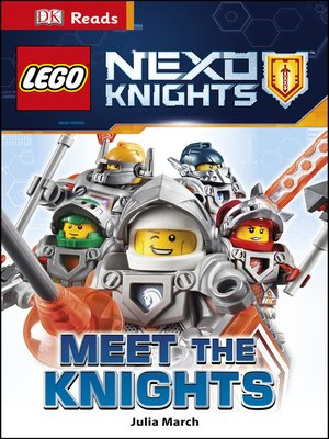 cover image of LEGO® Nexo Knights