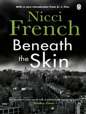 cover image of Beneath the Skin