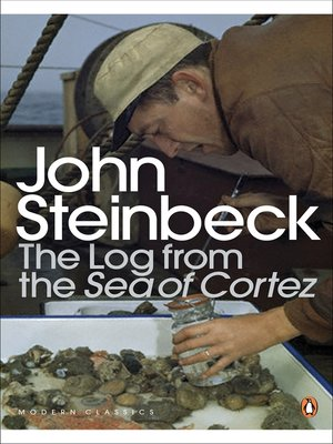 cover image of The Log from the Sea of Cortez