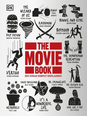 cover image of The Movie Book