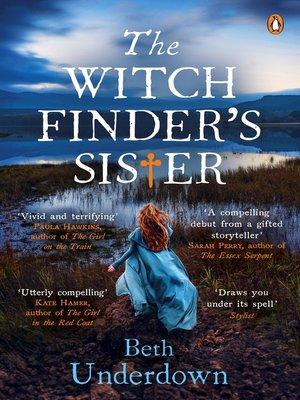 cover image of The Witchfinder's  Sister