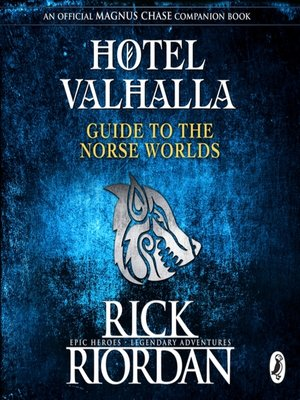 cover image of Hotel Valhalla Guide to the Norse Worlds