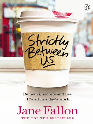 cover image of Strictly Between Us