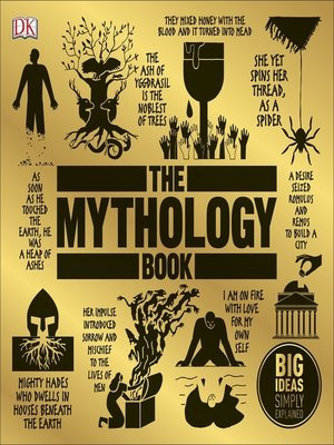 cover image of The Mythology Book