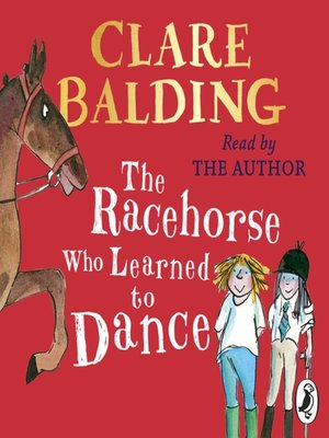 cover image of The Racehorse Who Learned to Dance