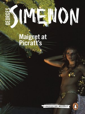 cover image of Maigret at Picratt's