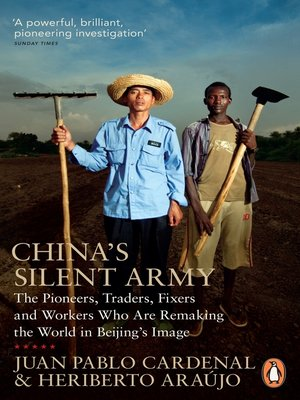 cover image of China's Silent Army