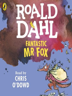 cover image of Fantastic Mr Fox