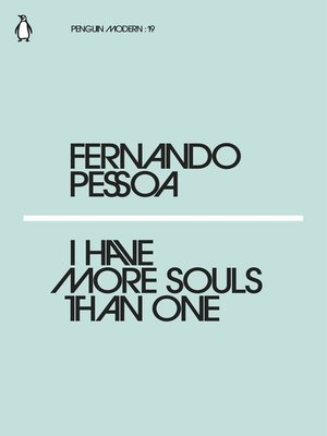 cover image of I Have More Souls Than One