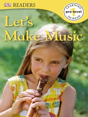cover image of Let's Make Music