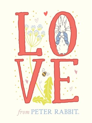 cover image of Love From Peter Rabbit