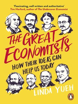 cover image of The Great Economists