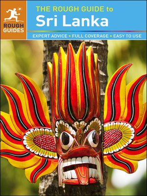 cover image of The Rough Guide to Sri Lanka