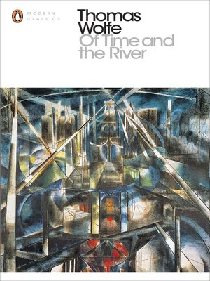 cover image of Of Time and the River