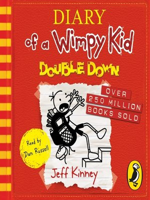cover image of Double Down (Diary of a Wimpy Kid Book 11)