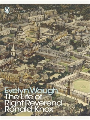 cover image of The Life of Right Reverend Ronald Knox