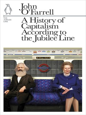 cover image of A History of Capitalism According to the Jubilee Line