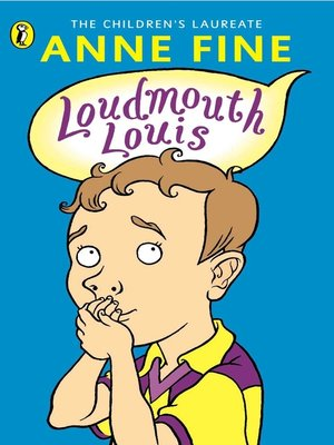 cover image of Loudmouth Louis