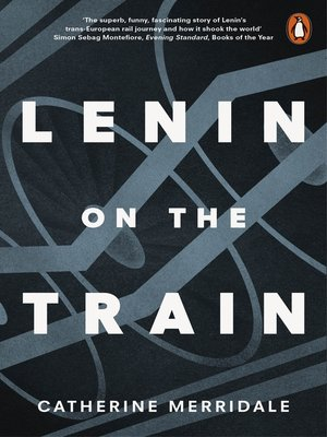 cover image of Lenin on the Train