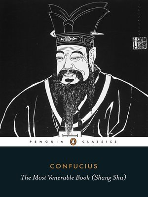 cover image of The Most Venerable Book (Shang Shu)