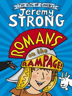 cover image of Romans on the Rampage