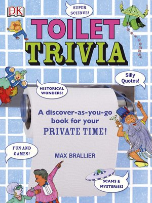 cover image of Toilet Trivia