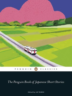 cover image of The Penguin Book of Japanese Short Stories