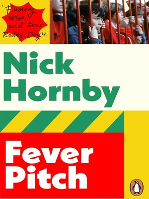 cover image of Fever Pitch