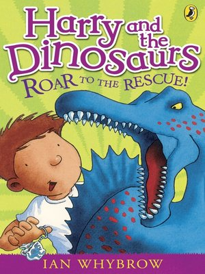 cover image of Roar to the Rescue!