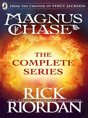 cover image of Magnus Chase: The Complete Series