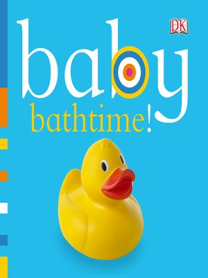cover image of Baby Bathtime!